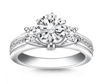 Bagues de fiançaille diamant