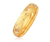 Bracelets rigides en or